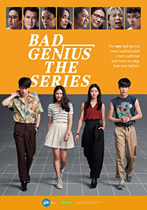 Bad Genius : Season 1 NF WEB-DL 480p & 720p | [Complete]