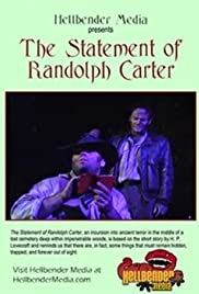 The Statement of Randolph Carter Poster