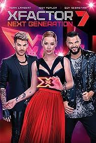 Guy Sebastian, Adam Lambert, and Iggy Azalea in The X Factor (2005)