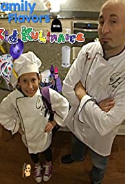 Family Flavors with Kid Kulinaire Poster