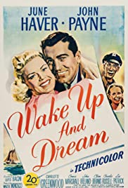 Wake Up and Dream Poster