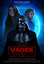 Vader: A Star Wars Theory Fan Series Poster