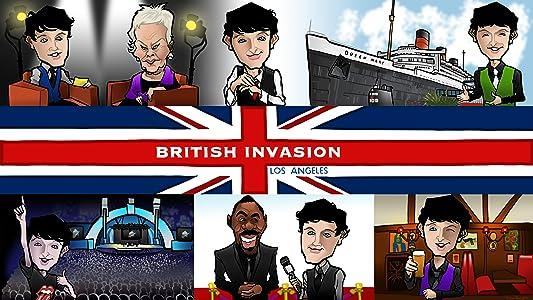Downloading movie sites divx British Invasion LA [1920x1080]
