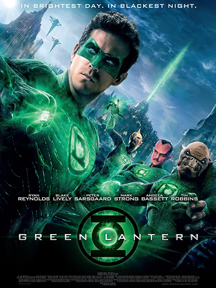 Ryan Reynolds in Green Lantern (2011)
