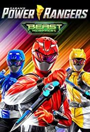 Power Rangers Beast Morphers Poster