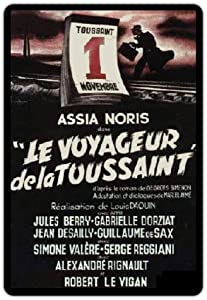 Movies downloading site for utorrent Le voyageur de la Toussaint Italy [SATRip]