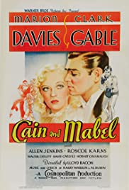 Cain and Mabel(1936) Poster - Movie Forum, Cast, Reviews