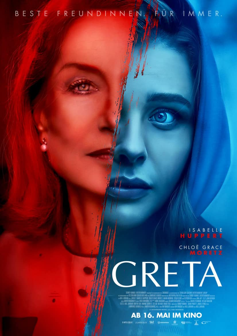 Greta (2019) Hindi Dubbed