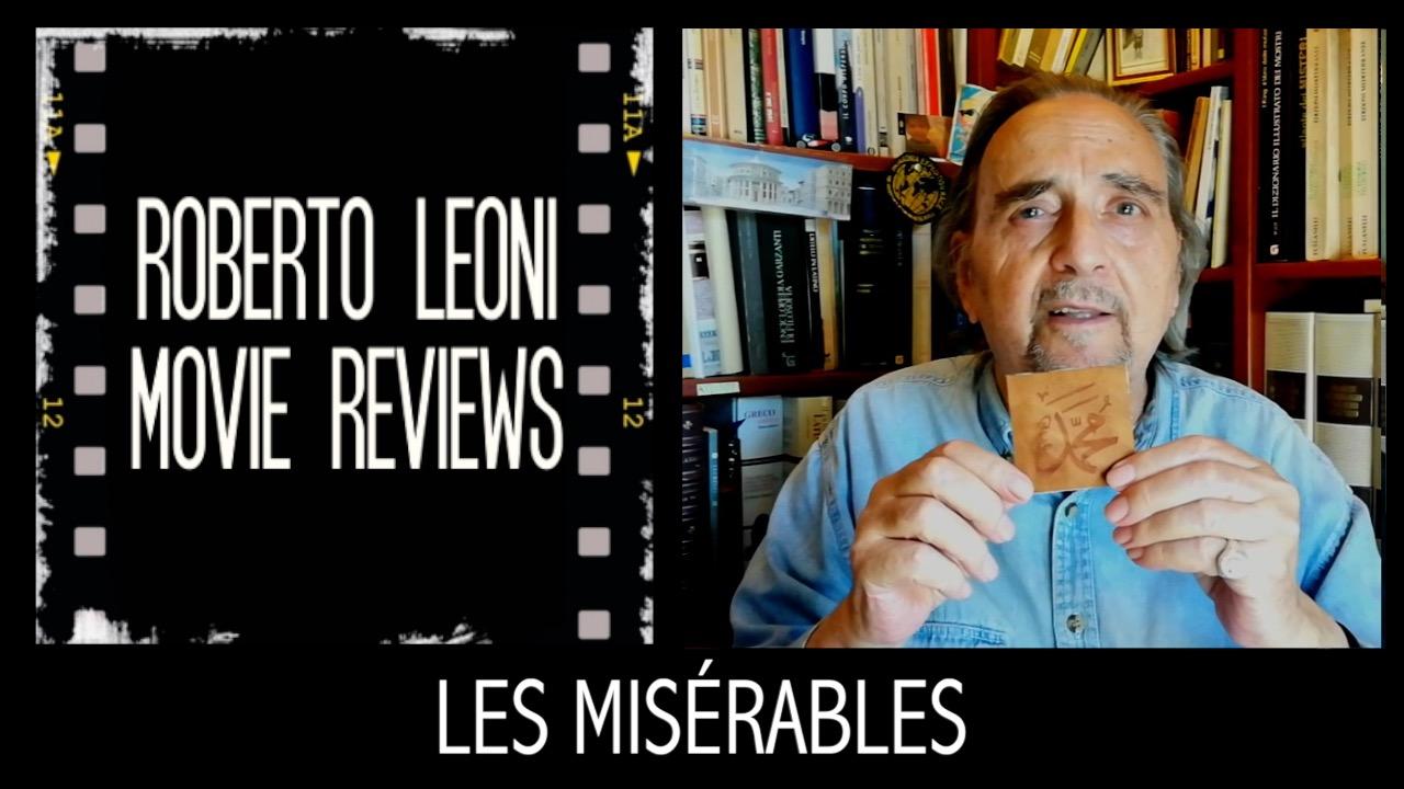 Roberto Leoni in Les Misérables (2020)