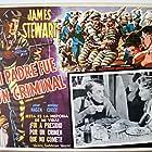 James Stewart and Jean Hagen in Carbine Williams (1952)