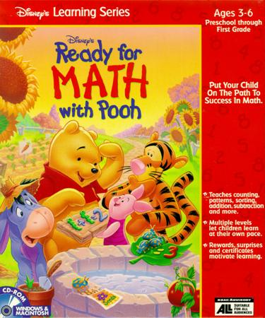 Ready for Math with Pooh (1997)