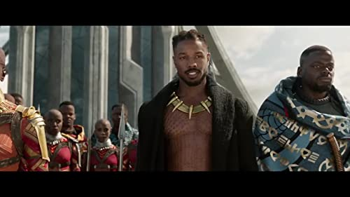 """Warriors of Wakanda"""
