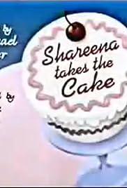 Shareena Takes the Cake Poster