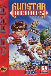 Gunstar Heroes Poster