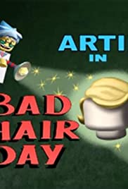 Lego Clutch Powers: Bad Hair Day Poster
