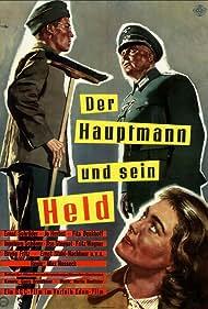 Ernst Schröder and Ingeborg Schöner in Der Hauptmann und sein Held (1955)