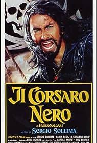 Kabir Bedi in Il corsaro nero (1976)