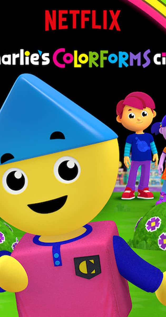 Download Charlie's Colorforms City or watch streaming online complete episodes of  Season 1 in HD 720p 1080p using torrent