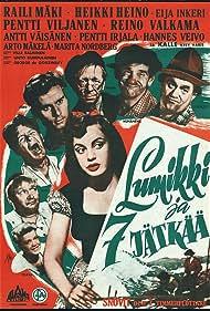 Lumikki ja 7 jätkää (1953)