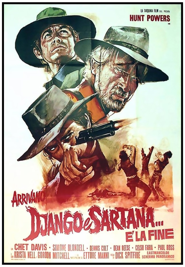 Arrivano Django e Sartana... è la fine hd on soap2day
