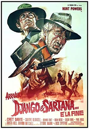 Picture of Django and Sartana Are Coming… It's the End