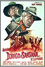 Django and Sartana Are Coming... It's the End Poster