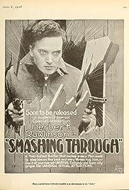 Smashing Through Poster