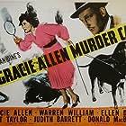 Gracie Allen and Warren William in The Gracie Allen Murder Case (1939)