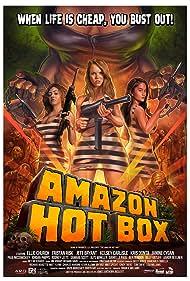 Kelsey Carlisle, Kris Donta, and Janine Cygan in Amazon Hot Box (2018)