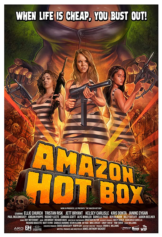 18+ Amazon Hot Box 2018 English UNCENSORED HDRip x264 800MB