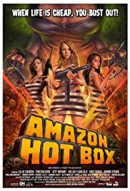 Amazon Hot Box Poster
