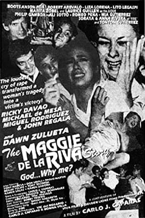 Where to stream The Maggie dela Riva Story (God... Why Me?)