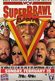 WCW SuperBrawl V Poster