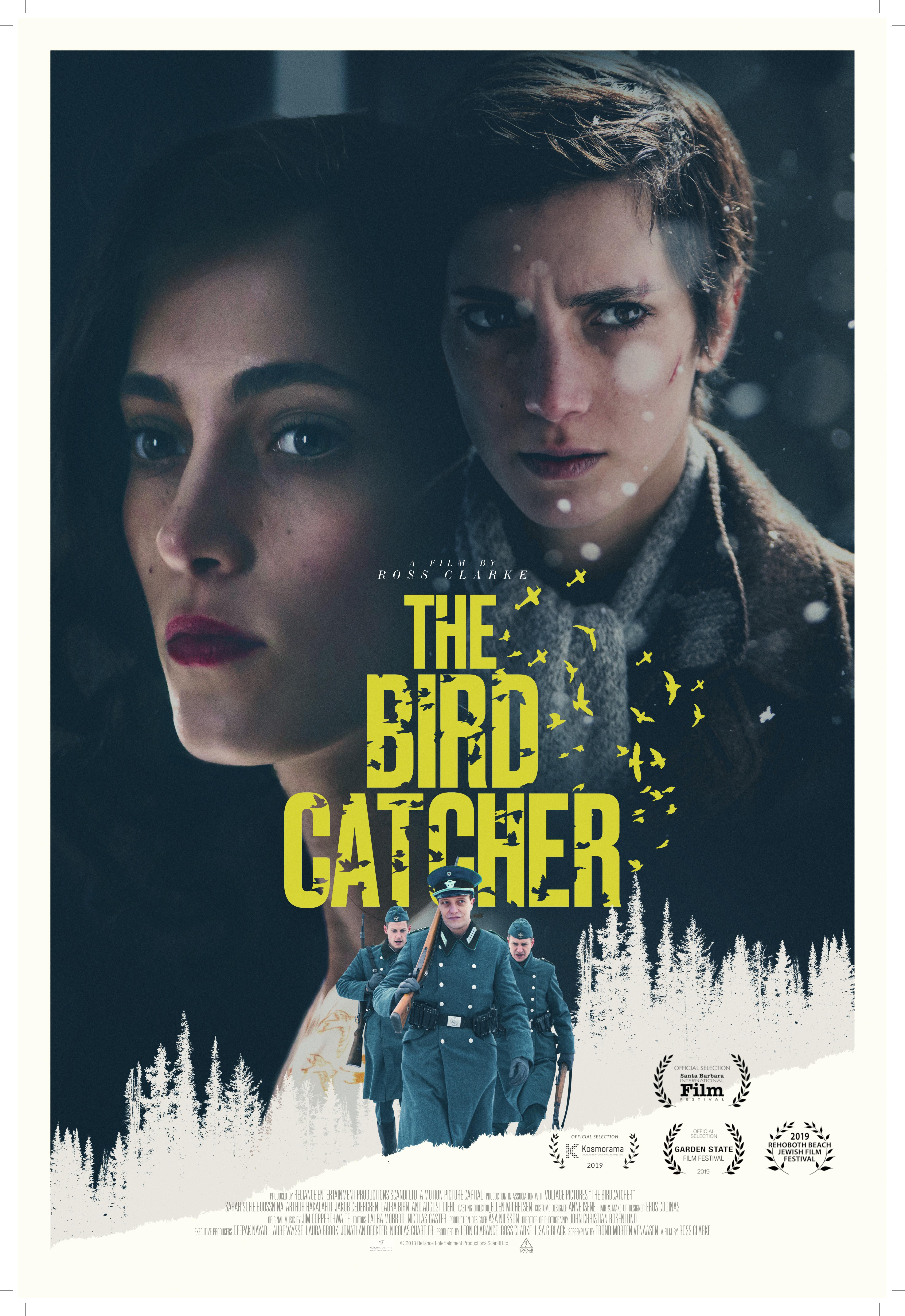Medžiotojo spąstuose (2019) / The Birdcatcher
