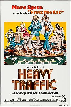 Where to stream Heavy Traffic