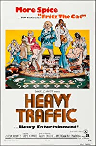 300mb movies mkv free download Heavy Traffic [2K]