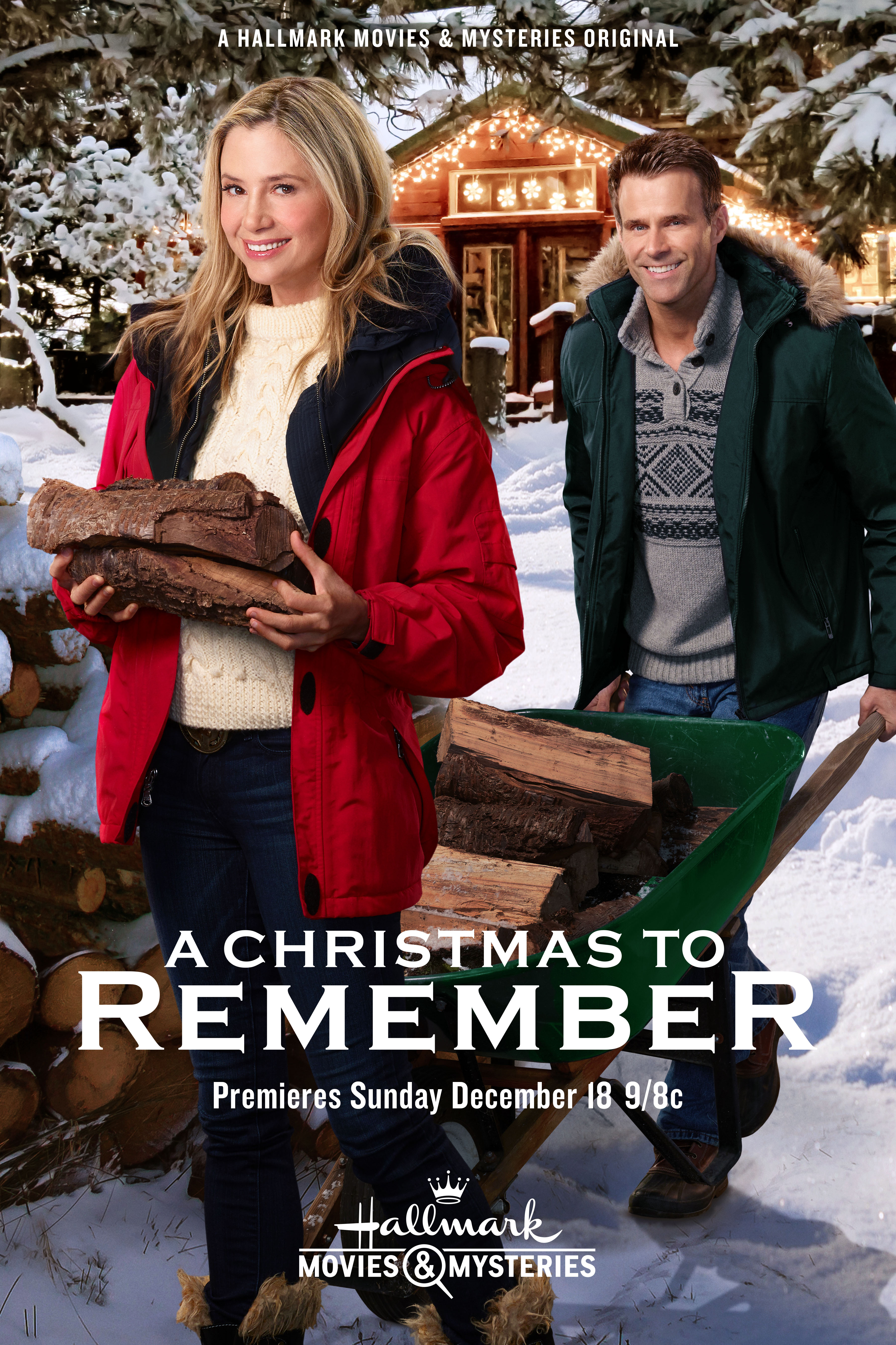A Christmas Snow.A Christmas To Remember Tv Movie 2016 Imdb