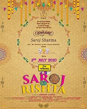Saroj Ka Rishta movie, song and  lyrics