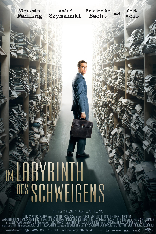 Αποτέλεσμα εικόνας για der labyrinth des schweigens