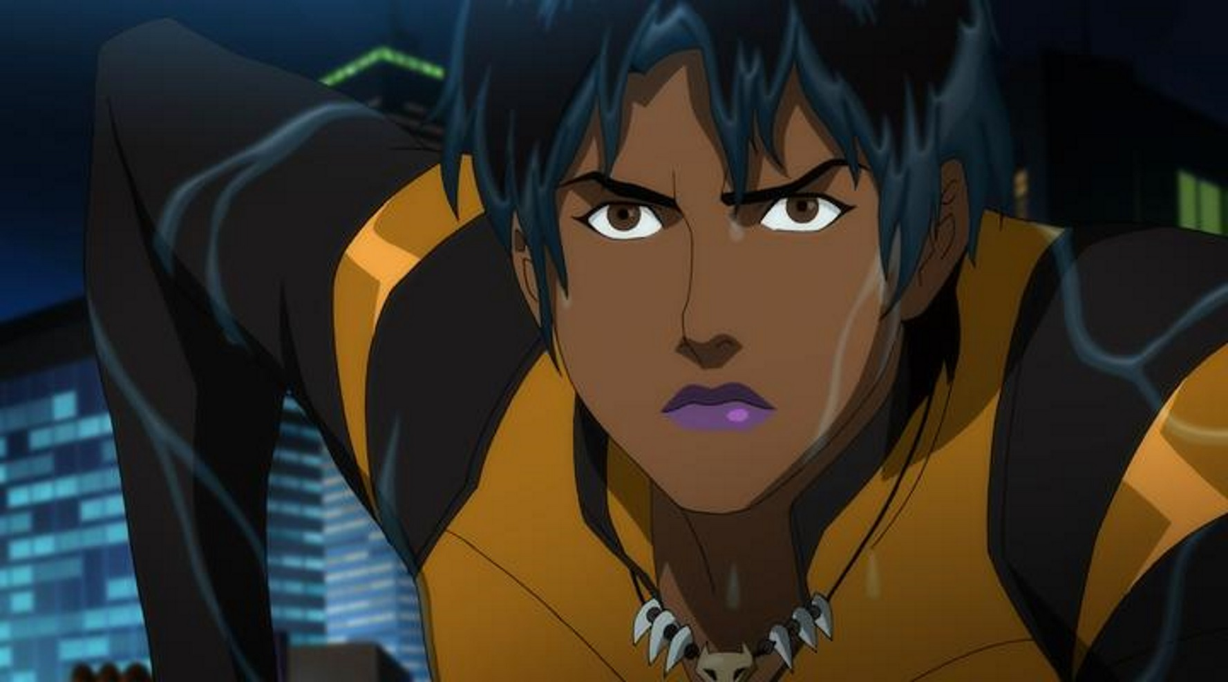 Megalyn Echikunwoke in Vixen (2015)
