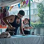 Raj Mehta, Abhishek Banerjee, Somen Mishra, and Sushant Tungare in Ajeeb Daastaans (2021)