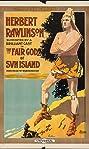 The Fair God of Sun Island (1915) Poster
