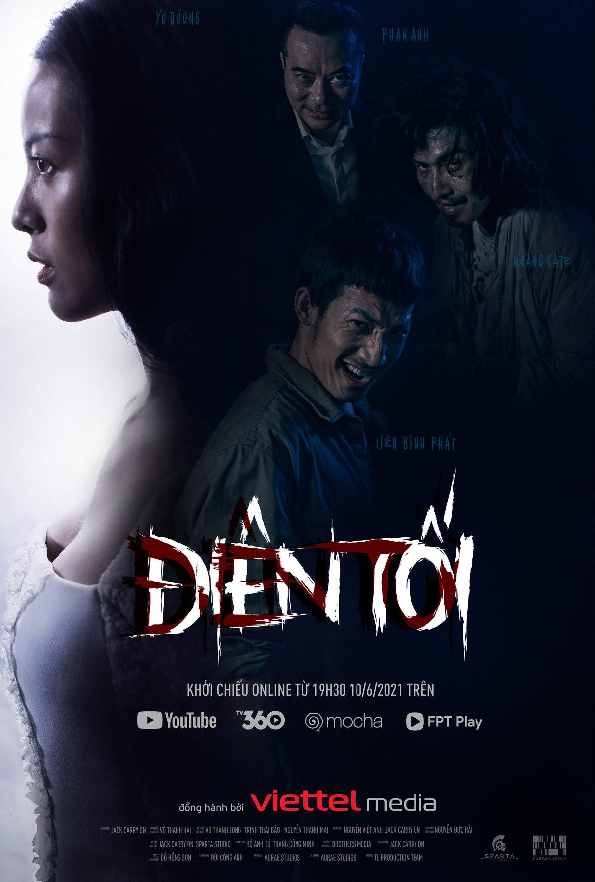 Dien Toi (2021) Full Movie [In Vietnamese] With Hindi Subtitles | WebRip 720p [1XBET]