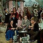 Mel Ferrer and Gaston Modot in Elena et les hommes (1956)