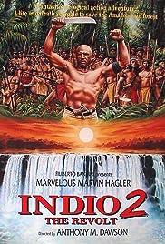 Indio 2 - La rivolta Poster