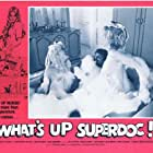 Nicola Austin, Anna Bergman, and Christopher Mitchell in What's Up Superdoc! (1978)