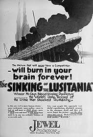 The Sinking of the 'Lusitania' (1918)