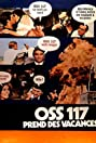 OSS 117 prend des vacances (1970) Poster