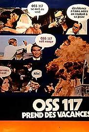OSS 117 prend des vacances Poster