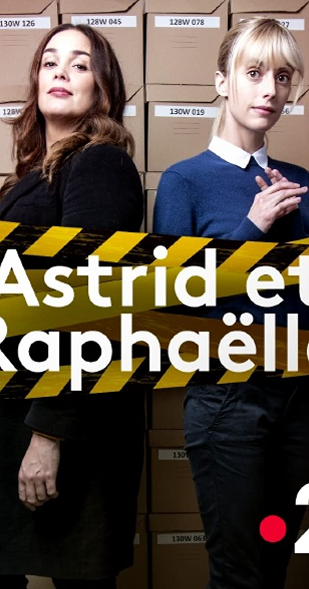 Download Astrid et Raphaëlle or watch streaming online complete episodes of  Season 1 in HD 720p 1080p using torrent